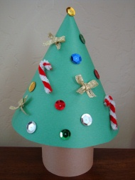 Christmas Tree Activities For Kids
