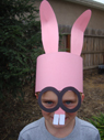 Bunny Rabbit Crafts for Kids