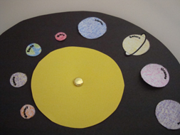 easy solar system craft printable - photo #37