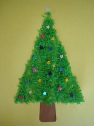 Preschool crafts for christmas santa claus and christmas
