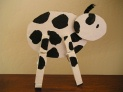 Cow Crafts for Kids