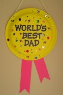 Worlds best dad award for Art and craft store near me